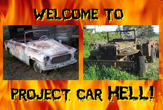 Illustration for article titled PCH, 500 Bucks Worth Of Rust Edition: Skoda Felicia or Burma Jeep?