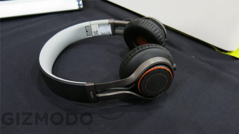 Illustration for article titled Check Out These Sweet-Sounding Multi-Touch Headphones