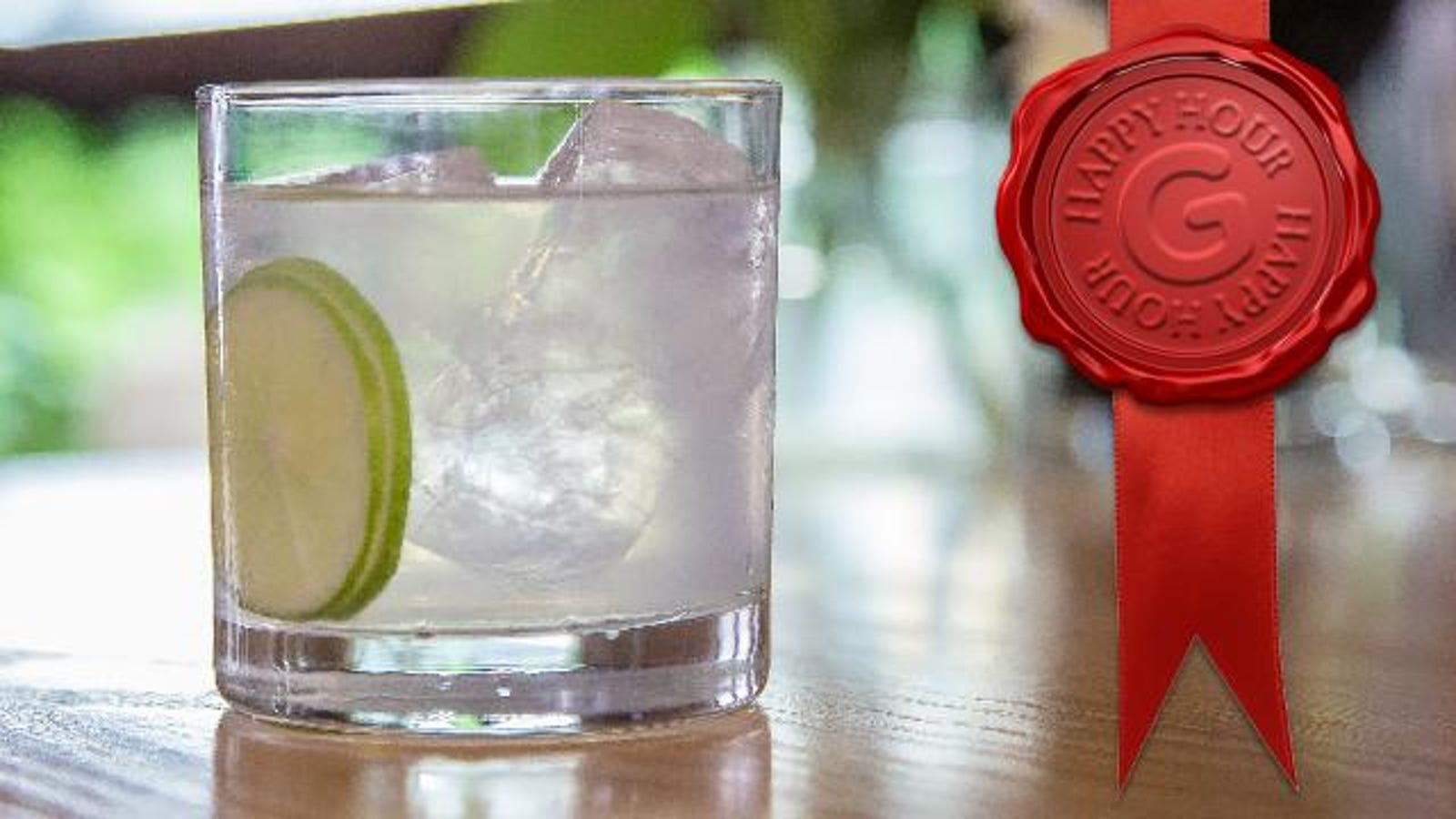 How to Make a See-Through Margarita