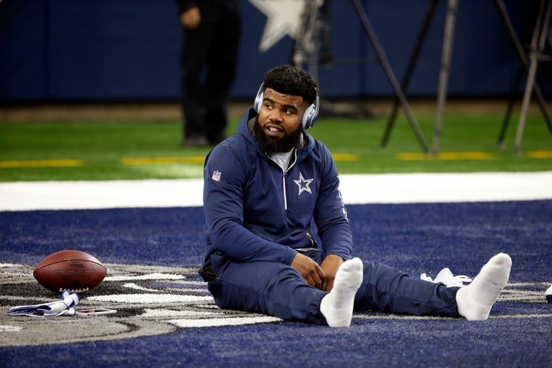 National Football League appeals judge's Ezekiel Elliott decision