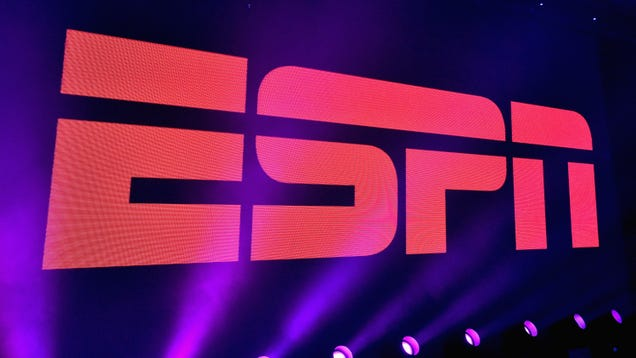 Sorry ESPN+ Users, Your Annual Subscription Just Got More Expensive