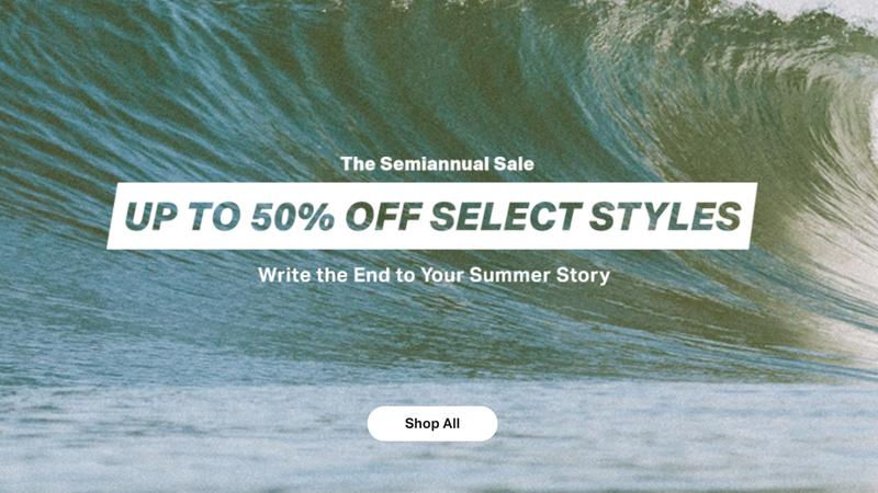 Semi Annual Sale | Backcountry