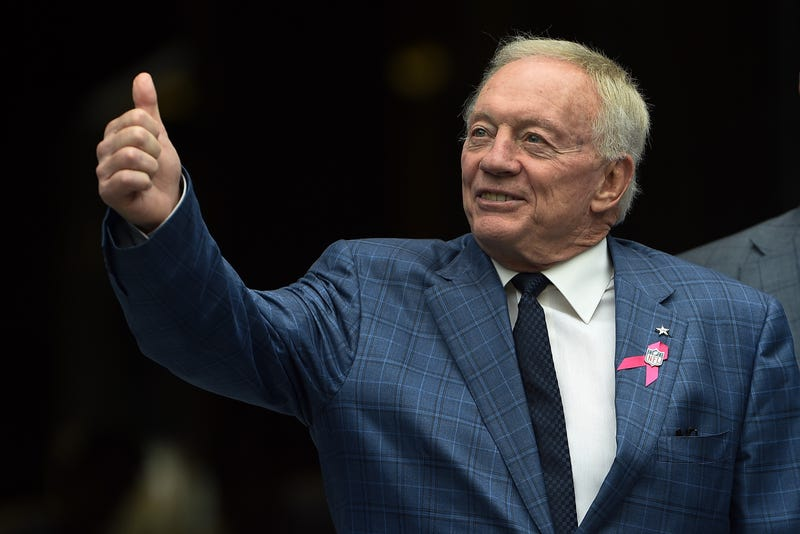 Illustration for article titled Jerry Jones Is Fucking Crazy