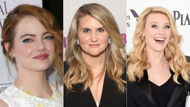 Illustration for article titled Emma Stone, Kate McKinnon and Jillian Bell to Star in New ComedyWomen in Business