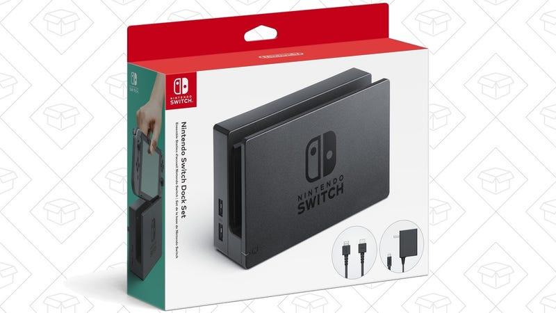 Nintendo Switch Dock Set | $75 | Amazon