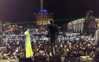 Illustration for article titled Be akarták tiltani a legmenőbb ukrán rockegyüttest Oroszországban