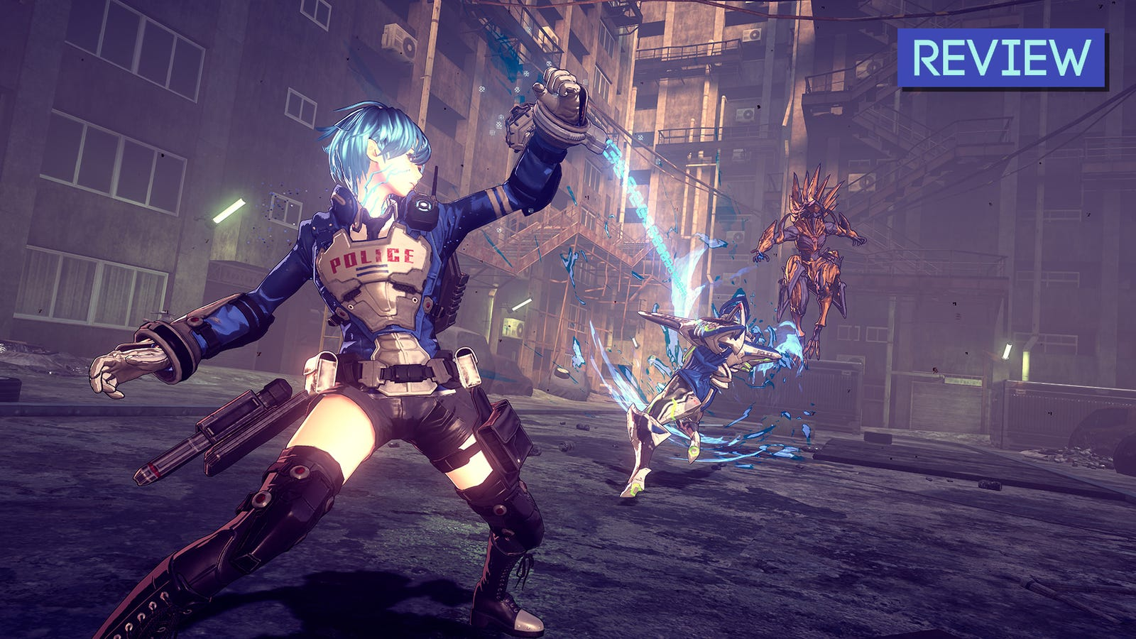 Astral Chain: The Kotaku Review