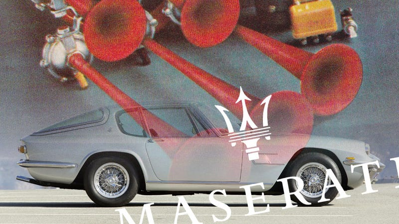 Illustration for article titled This May Be The Last Thing I'd Ever Guess Maserati Made