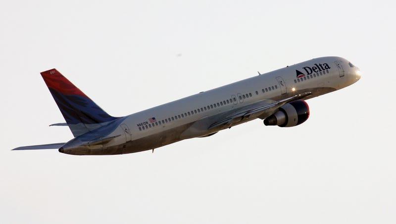 Illustration for article titled Delta Pilot Refuses To Land Until Gun Control Legislation Passed