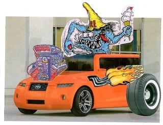 Illustration for article titled Scion Hako Redesign Contest, Let The Battle Begin