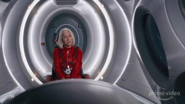 Amazon s Sci-Fi Anthology Solos Clones Anthony Mackie and Shoots Helen Mirren Into Space