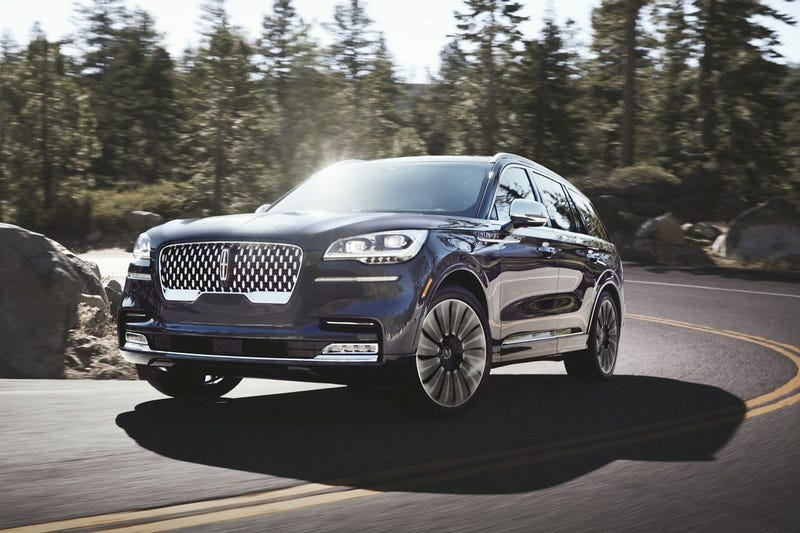 Illustration for article titled Here's the full price breakdown for the 2020 Lincoln Aviator