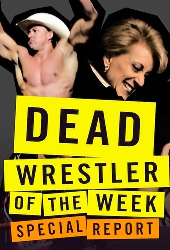 Illustration for article titled Dead Wrestler Of The Week: What Lance Cade's Death Means For Linda McMahon's Senate Bid