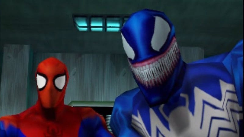 Illustration for article titled Neversoft's Spider-Man Was The First and Best Comic Book Adaptation