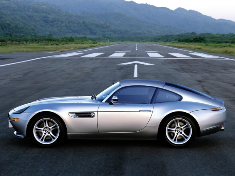 Illustration for article titled Cras: Z8 Coupe