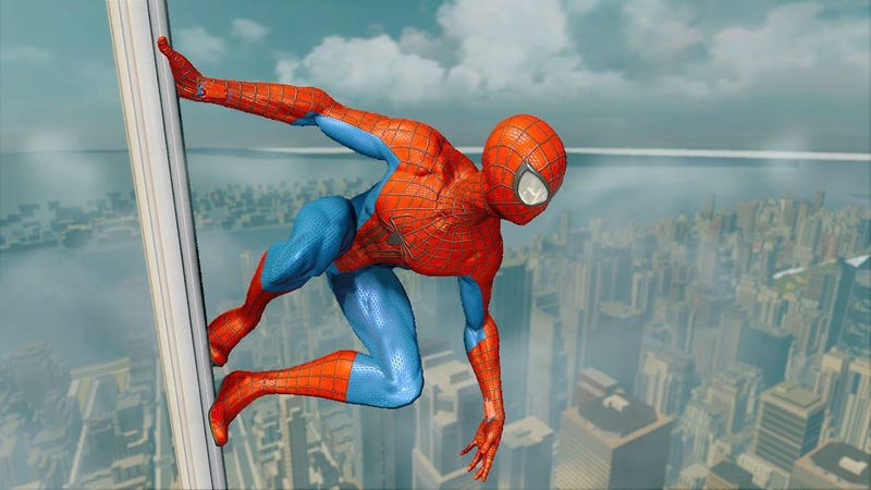 Illustration for article titled The Amazing Spider-Man 2 Game Is Coming Out on Xbox One, After All