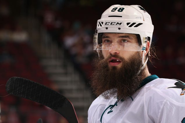 Sharks Sign Brent Burns To Massive Contract Extension