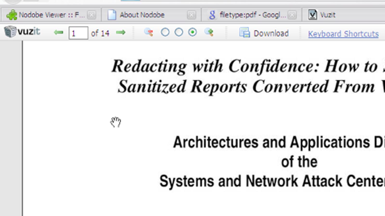 Nodobe Viewer Brings Lightweight, Inline PDF Viewing to Firefox