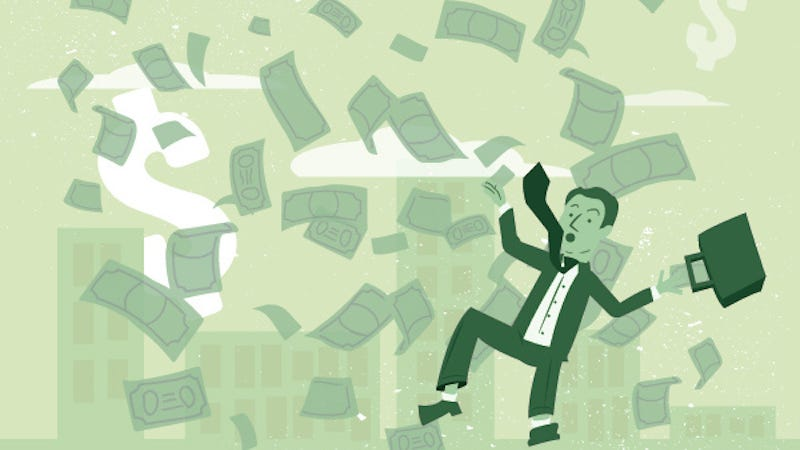 """Illustration for article titled Get Over Spending Mistakes With a """"Money Regrets"""" Budget"""