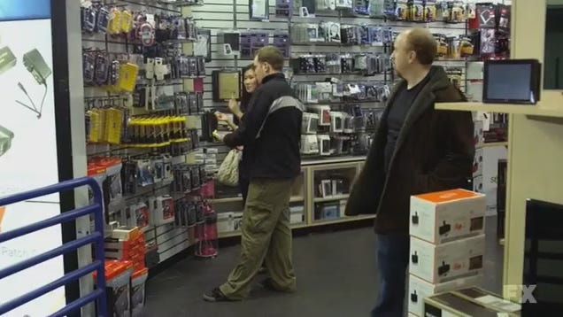 louis ck 39 s not best buy experience reminds you of every