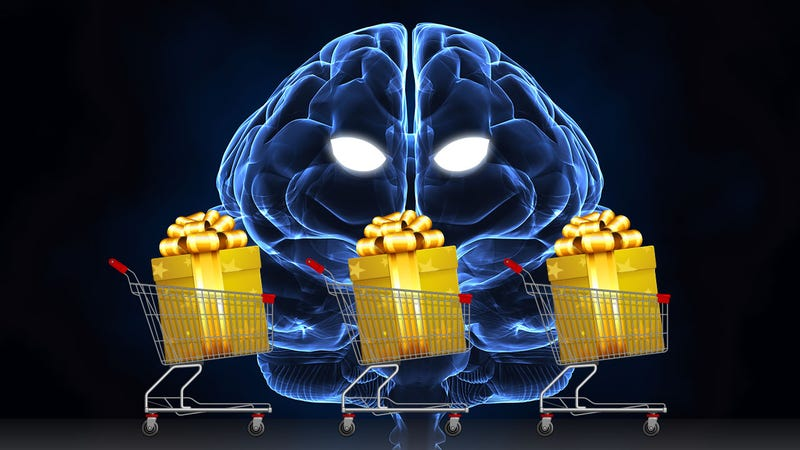 Illustration for article titled How Your Brain Corrupts Your Shopping Choices