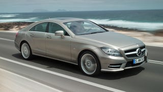 Illustration for article titled Mercedes can't decide what a coupe is