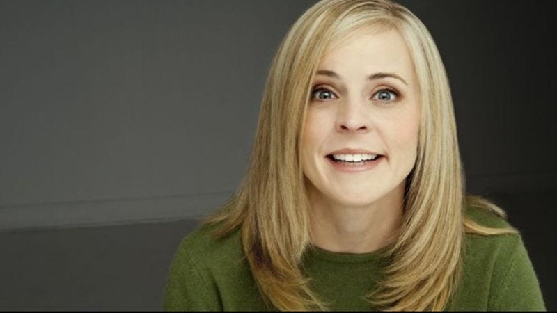 Illustration for article titled Maria Bamford shines on Never Not Funny and You Made It Weird turns 100