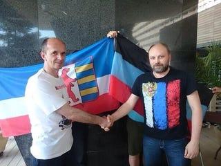 Illustration for article titled Jaltai konferencia a Kárpátaljai Rusz Köztársaság részvételével?