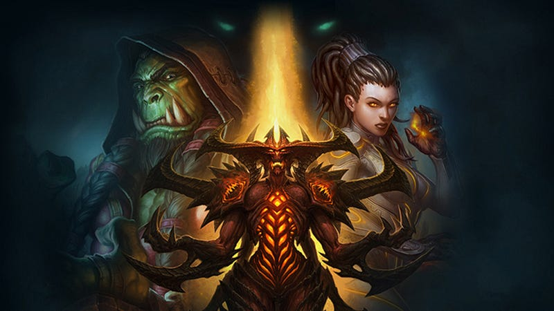 Illustration for article titled Blizzard's Got Something New To Show Us at PAX East. Let's Watch. Update: It's All Over