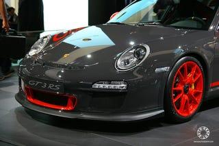 Illustration for article titled 2010 Porsche 911 GT3 RS