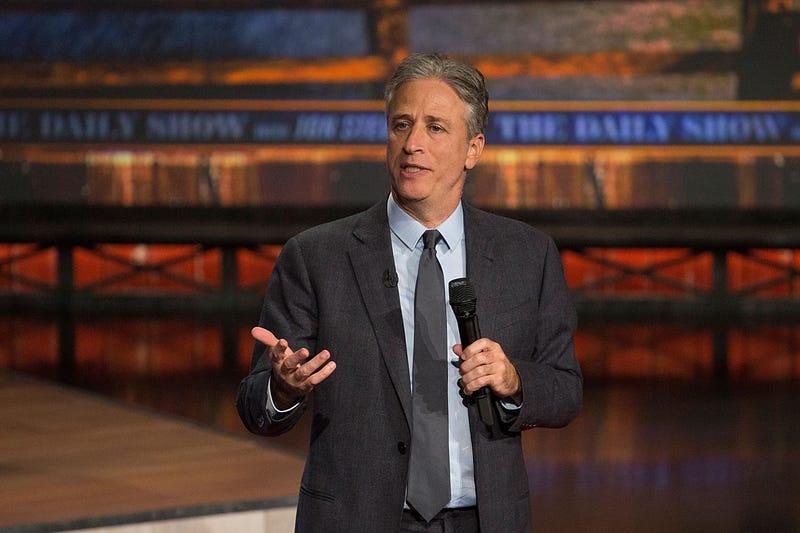Illustration for article titled Jon Stewart Should Run For Office