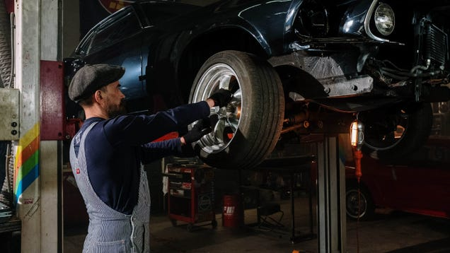 Ask Mechanic Shop Femme: How Do I Rotate My Own Tires?
