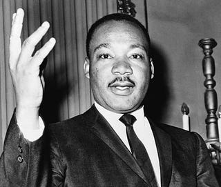 Illustration for article titled Martin Luther King In Science Fiction