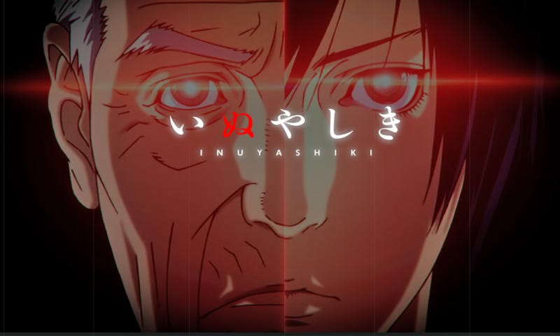 Illustration for article titled The Anime of Inuyashiki will premier this October