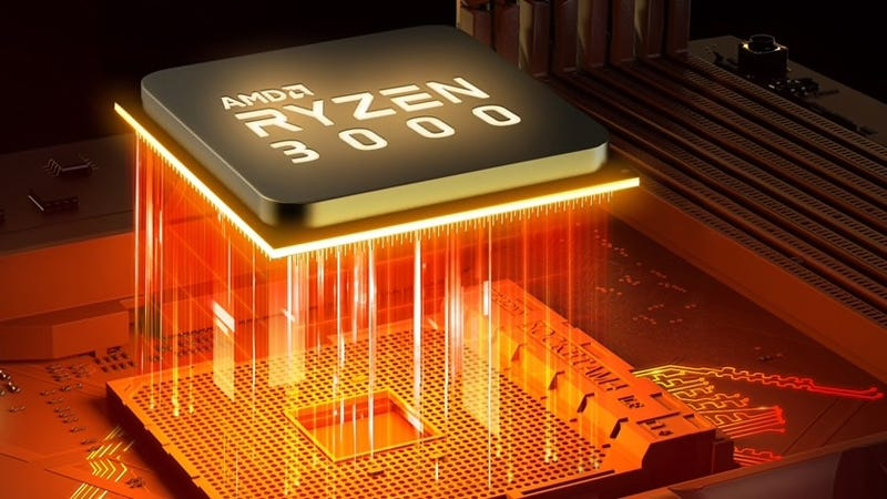 Illustration for article titled AMD anuncia un procesador Ryzen de 12 núcleos por la mitad de precio que un Core i9 equivalente