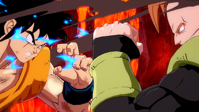 Illustration for article titled Dragon Ball FighterZ, a Toonami-Era Dream Come True
