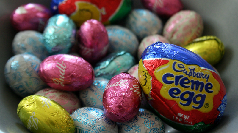 """Illustration for article titled Creative and Delicious Ways to Repurpose """"Extra"""" Easter Candy"""