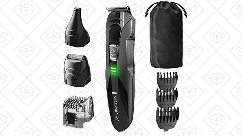 Remington All-in-1 Lithium Powered Grooming Kit | $15 | Amazon | After $5 coupon