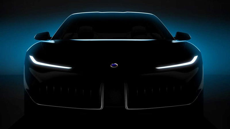 Illustration for article titled Karma Automotive Keeps Trying With a New Electric Designed by Pininfarina