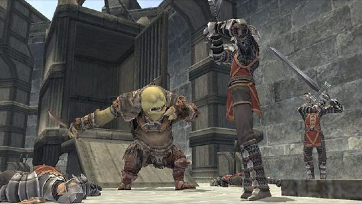 """Translating Final Fantasy XI To Life (or """"Why I don't have a"""
