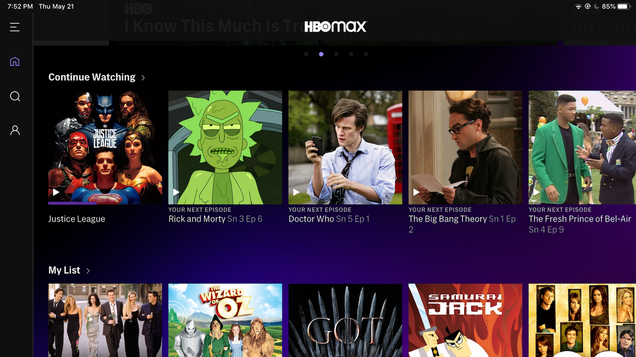 HBO Max Botched Its Launch-Day List, Too