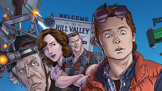 Illustration for article titled Back To The FutureIs Getting Its Own Comic Series