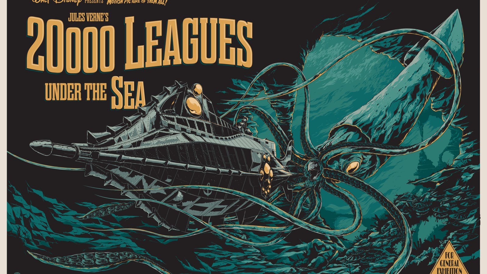 Two X-Men Directors Are Making Dueling 20,000 Leagues Under the Sea Movies