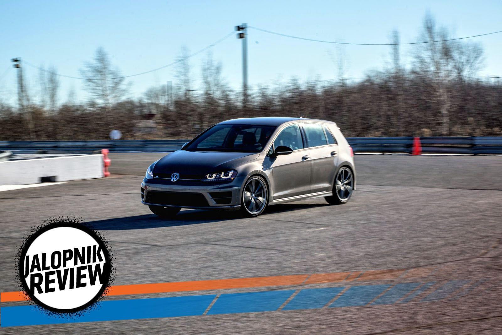 Golf R 0-60 >> The Volkswagen Golf R Is Worth It