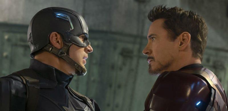 Esta es la situación de todos los personajes de las películas de Marvel al iniciar la Fase 3