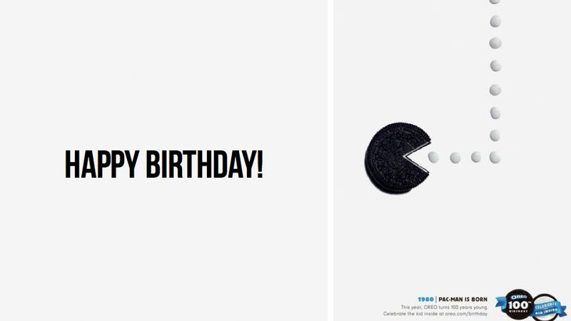 Illustration for article titled The Oreo Will Be 100 Years Old in March
