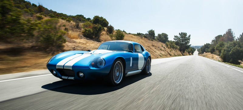 Illustration for article titled The Renovo Coupe Is An Electric Shelby With 1,000 LB-FT Of Torque
