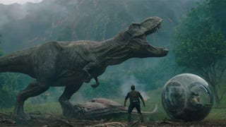 Illustration for article titled Jurassic World 2 is a mess.
