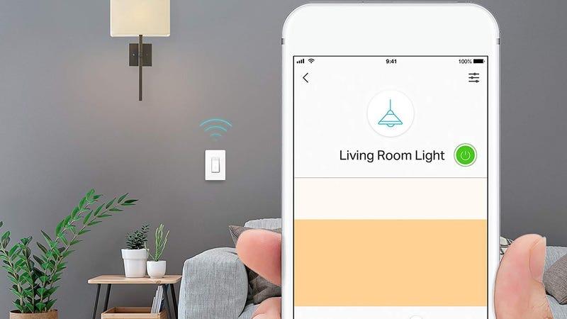 TP-Link Kasa Smart Light Dimmer Switch | $32 | Amazon