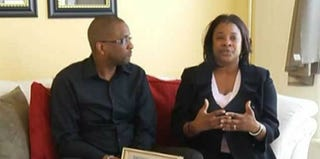 George and Latonia Spencer (News Center)